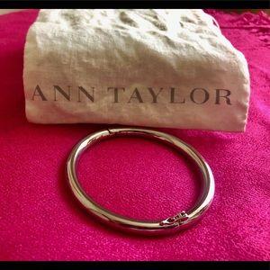 Silver Ann Taylor bracelet